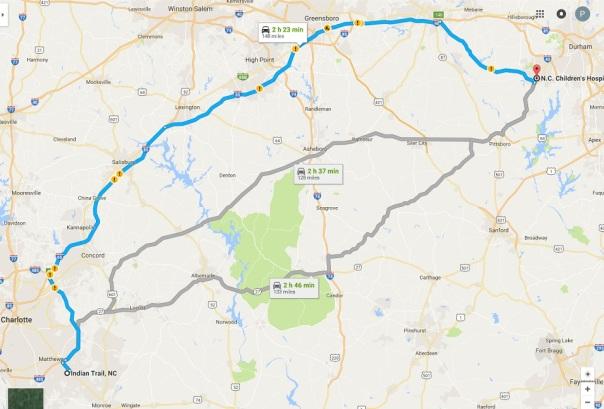 unc-map