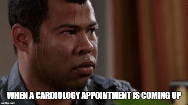 nervous appointment